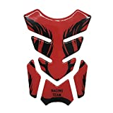 3D Motorcycle Racing Fuel Oil Gas Tank Pad Decal Protector C