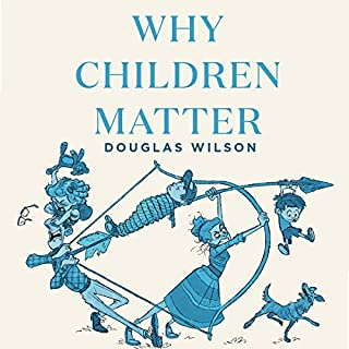 Why Children Matter audiobook cover art