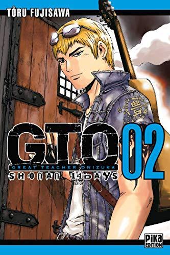 GTO Shônan 14 Days, tome 02