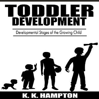 Toddler Development audiobook cover art
