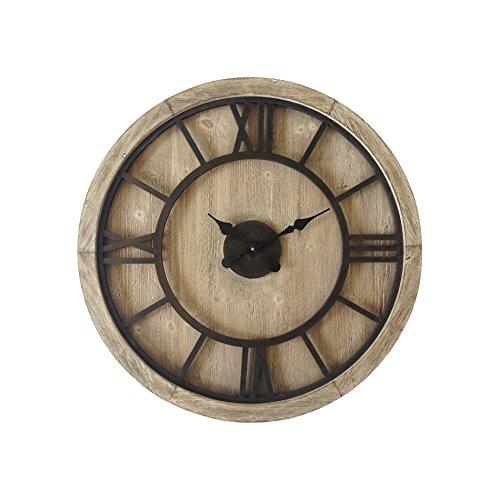 orologio da parete 70 cm diametro Rebecca Mobili Orologio da sala grande