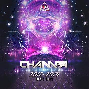 Champa 2012-2013 Box Set