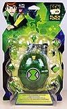 Ben 10 - 27642 - Alien Force - Mini Cámara de Creación Alienígena - Verde - con Mini Figuras...