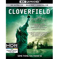 Cloverfield [Blu-ray] DVD