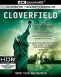 Cloverfield [4K UHD + Blu-ray + Digital]