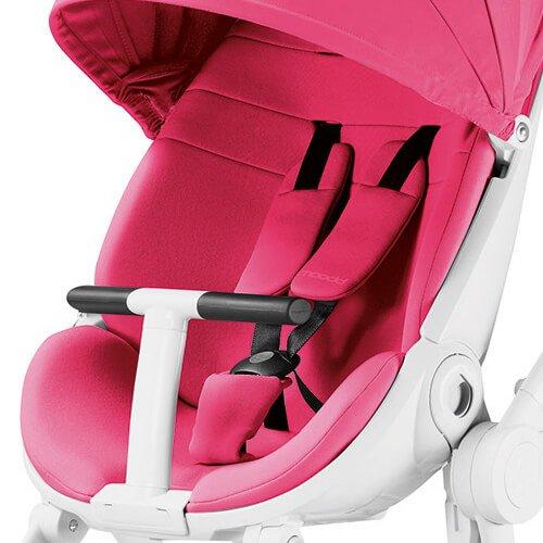 Quinny Moodd Sitzeinhang Pink Passion