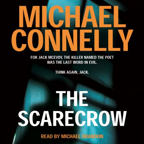 The Scarecrow audiobook cover art