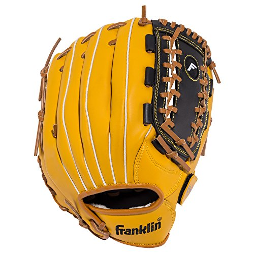 Franklin Sports Field Master Series Baseball Gloves, 12