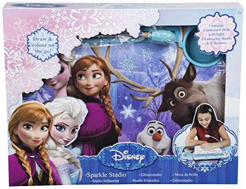 Disney Sambro Frozen Sparkle Studio - version anglaise
