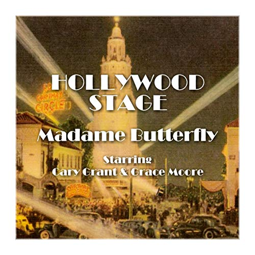 Couverture de Hollywood Stage - Madame Butterfly