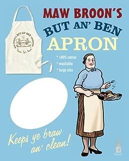 Maw Broon's But An' Ben Apron