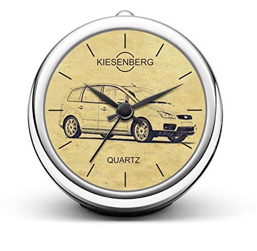 KIESENBERG Design Tischuhr Geschenke für C-Max I Fan Uhr T-4752