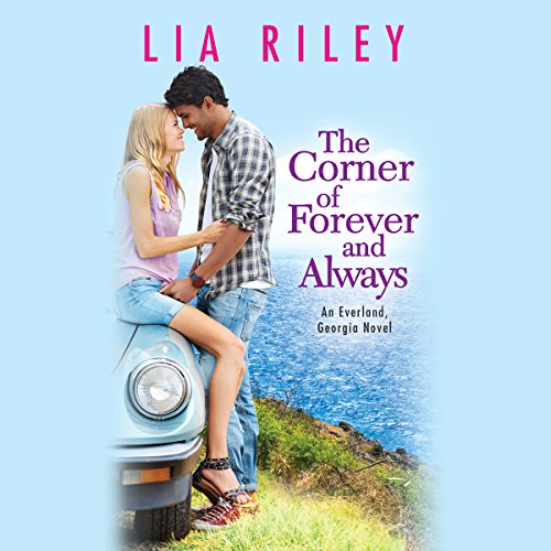 The Corner of Forever and Always audiobook cover art