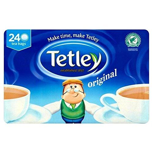 Tetley Teebeutel Tee 240-Packung (6Stück)