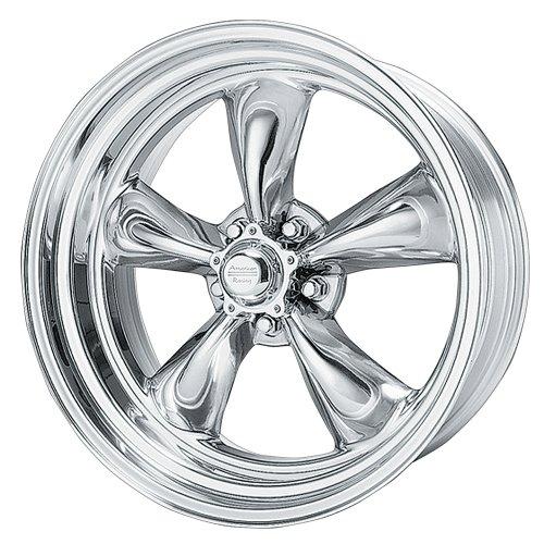 "American Racing Hot Rod Torq Thrust II VN515 Polished Wheel (15x7""/5x114.3mm)"