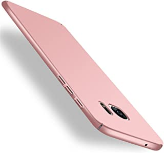 Galaxy S7 Case, ACMBO Ultrathin Micro Matte [SKIN TOUCH FEEL] Anti-Fingerprints Non-slip No-fade Shockproof Hard PC Phone Case Cover For Samsung Galaxy S7 G9300 G930F G930A G930V G930M, Rose Gold