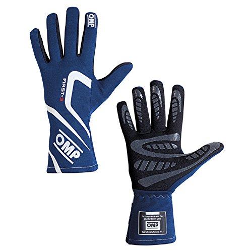 Omp OMPIB/761E/B/XS Erste-S Handschuhe Blau Größe Xs