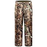 NEW VIEW Hunting Pants for Men, Ultra-Silent Water Resistant Camo Pants Men, Insulated and Breathable