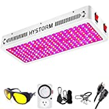 HYSTORM HY 2000W LED Grow Light for Indoor Plants Large Commercial Grow Lighting Full Spectrum Plant Growing Light for Hydroponic Greenhouse Veg Bloom 7.4x7.8' Coverage