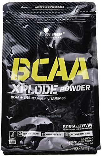 Olimp BCAA Xplode Powder, Cola, 1000 g