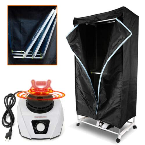Folding Screen Drying Cabinet 20x16inch Silk Screen Printing Drying Cabinet Assembly Machine Equipment 110V 1200W Curing Screen Tool Frame Dryer w/Shading Light USA Stock