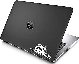 SHANCrafts Minion Peeking Macbook Decal Vinyl Sticker Apple Mac Air Pro Retina Laptop sticker