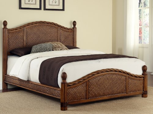 Home Styles Marco Island Queen Bed
