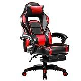 #6. Merax High-Back Racing Gaming Chair