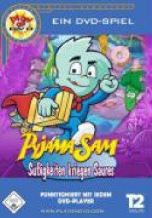 Play on DVD - Pyjama Sam Süßigkeiten kriegen Saures