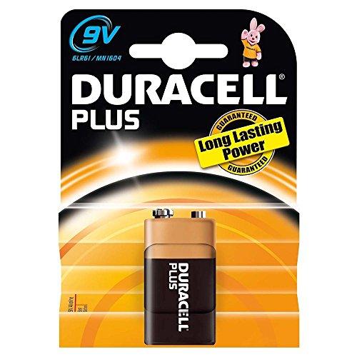 Duracell 2-Power Plus Power 9 V