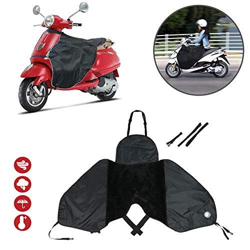 evergreemi Beinschutz für Roller, Beinschutz für Schoß, großer, Thermisch wasserdichter und winddichter, Warmer Beinschutz für Roller-Elektroautos