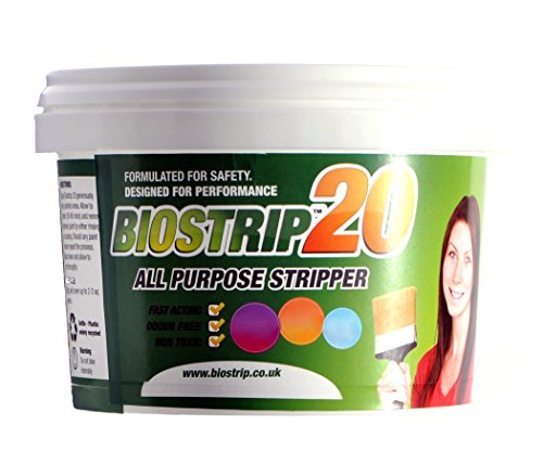 Biostrip 20 Paint Stripper 500ml, Paint Remover. Water Based...