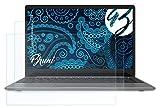 Bruni Schutzfolie kompatibel mit Trekstor Primebook U13B Folie, glasklare Bildschirmschutzfolie (2X)