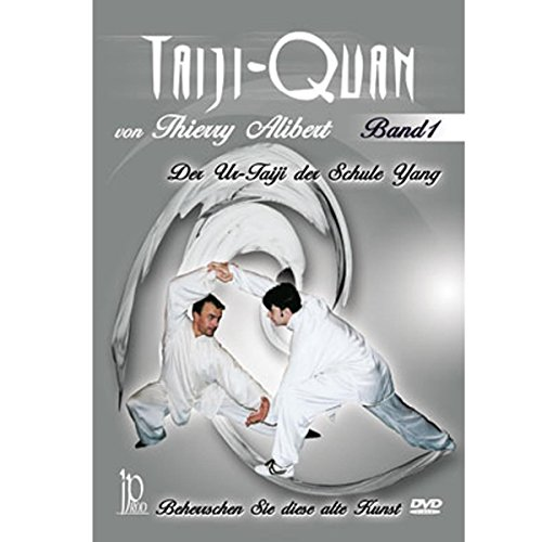 Thierry Alibert - Taiji-Quan - Vol. 01 [Alemania] [DVD]