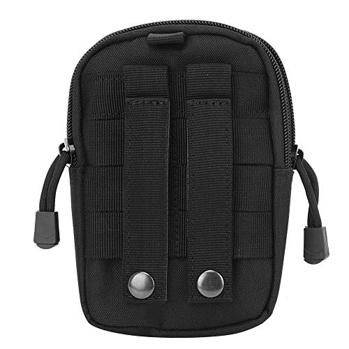 DISSURE Bolsa militar portátil al aire libre del bolsillo del paquete del teléfono del bolso de la cintura para deportes senderismo