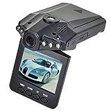 """tempo di saldi Dvr Auto HD Telecamera Scatola Nera 2.5"""" LCD Visione Notturna CCTV Registratore-"""