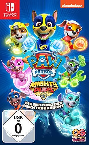 Paw Patrol: Mighty Pups – Die Rettung der...