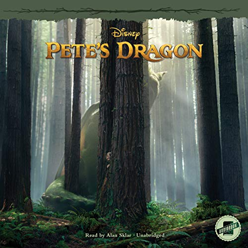 Pete's Dragon cover art