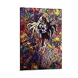 xiexun Celeste Madeline - Póster decorativo para videojuegos (60 x 90 cm)