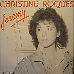 ++CHRISTINE ROQUES jeremy/j'ai l'ame romanesque SINCLAIR/JOLY MAXI PROMO 1988 EX++