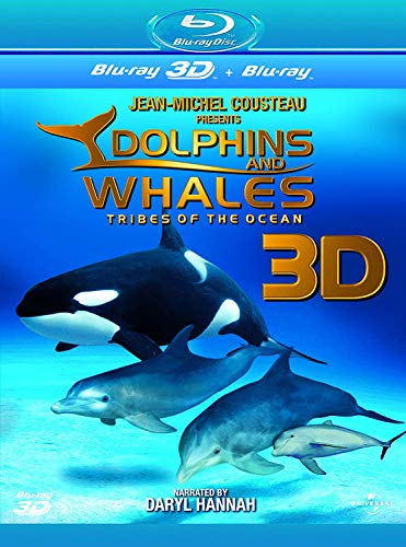 UNIVERSAL PICTURES Dolphins And Whales - Tribes Of The Ocean [BLU-RAY]