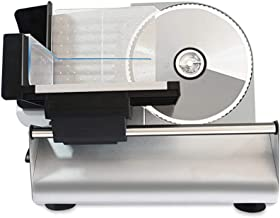 Multi-Functional Meat & Food Cutting Machine Electric Slicer for Vegetable Break Adjust 0-20mm Thickness