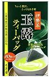 寿老園 伊勢茶 玉露 ティーバッグ 箱1.5g×10