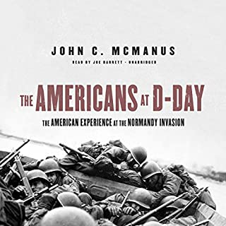 The Americans at D-Day cover art