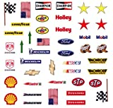 Race Car Decals for Pinewood Derby Cars