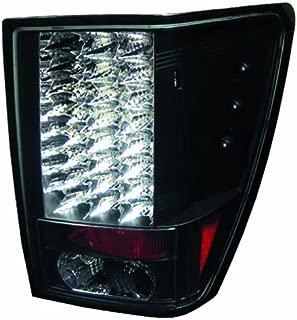 IPCW LEDT-5005B2 Jeep Grand Cherokee Bermuda Black LED Tail Lamp - Pair