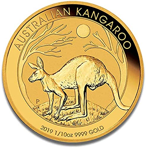 Goldmünze Australien K uru - 999.9 FeinGold - Perth Mint (1 10oz 2019)