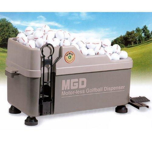 BestGolfandMore TMAXGOLF MGD - No Power/No Electricity Required Golfball Dispenser (Powerless/Electricity-Less Golf Ball Dispensor)
