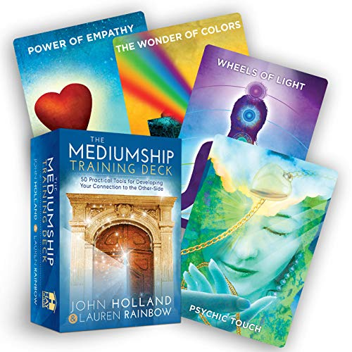 The Mediumship Training Deck: 50 Practical Tools for Developing Your Connection to the Other-Side