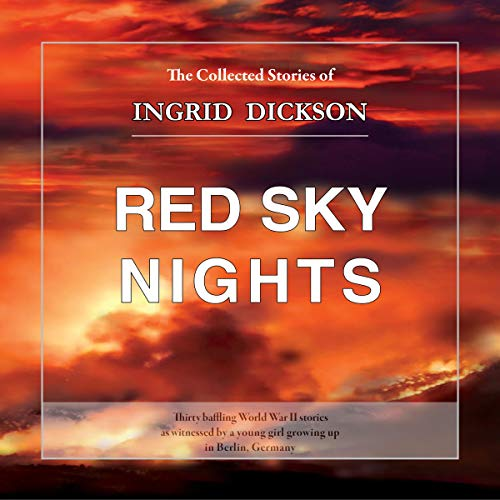 Red Sky Nights audiobook cover art